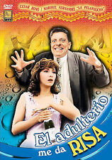 El Adulterio Me Da Risa (DVD, 2006)