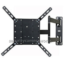 "Articulating LCD LED Plasma TV Wall Mount 29 32 39 40 42 46 50"" Swivel Tilt b90"