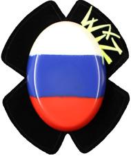 Russische Flagge Wiz Knie Protektoren (1 Satz)