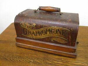 Columbia Type B Eagle Graphophone