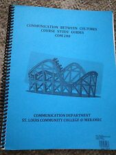 communication between cultures course study guides COM200