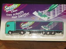 "Brauerei Truck DAF türkis ""Swiffer"" NEU + OVP"