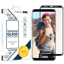 For Samsung Galaxy S9 Plus Premium 3D Full Cover Tempered Glass Screen Protector