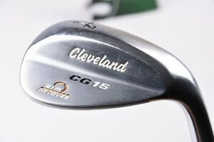 Cleveland CG15 Lob Wedge / 62 Degree / Wedge Flex Traction Shaft / CLW62001