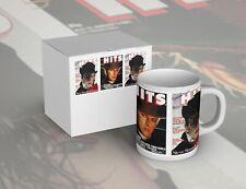 More details for colourful visage/ steve strange smash hits mug - new in picture box - free p+p