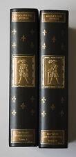 EDITION JEAN DE BONNOT - ALEXANDRE DUMAS LES TROIS MOUSQUETAIRES TOME 1 & 2