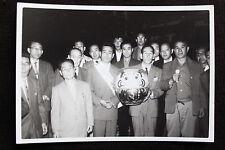 Original Old Japan Japanese Photo Group Of Men Circa 1930's