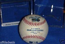 BREWERS CHICAGO CUBS 2008 WIN GAME USED GU BASEBALL BALL MLB HOLO ARAMIS RAMIREZ