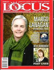 LOCUS #609, 10/11, rare US sci-fi mag, Hugos, SF Worldcon, news, reviews
