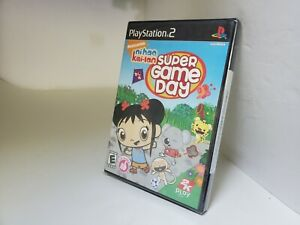 MINT NEW Factory sealed Ni Hao,Kai-lan Super Game Day Sony PlayStation 2 PS2 #C6
