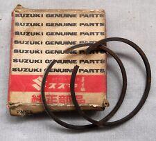 Genuine Suzuki T10 250cc Pistón Anillo Conjunto 00031-01130 kolbenringsatz