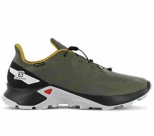 Salomon Super Cross blast gtx gore-tex 412462 Trail-Running Shoes Walking Boots