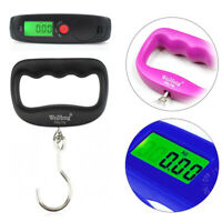 Handheld Scale Electronic Digital Scales Travel Luggage Portable Weighing 50KG
