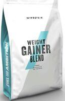 Massgainer My Protein Impact Weight Gainer 2,5kg MyProtein Unflaovured Neutral %