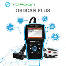 TOPDON OBD OBD2 Engine Universal Car Code Reader Scanner Diagnostic Tool AL319