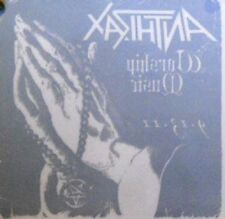 ANTHRAX, WORSHIP MUSIC WINDOW DECAL (Z7)
