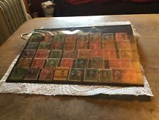 United States Early Used Stamps Lot
