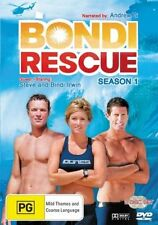BONDI RESCUE SEASON 1 DVD=2 DISC SET=REGION 4 AUSTRALIAN RELEASE=NEW AND SEALED