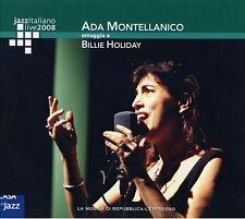Jazzitaliano Live 2008-Ada Montellanico – Omaggio A Billie Holiday CD 09
