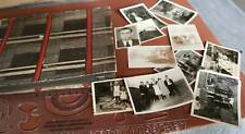 tolles altes Album - 62 Fotos - Personen, Landschaft Gebäude - 20-30er Jahre  ?