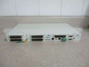 ADTRAN NETWORK ROUTER MODEL TOTAL ACCESS ROUTER P/N:1179641AL4 #1130255G USED