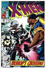 Uncanny X-Men #283 - First Full Bishop, Near Mint Minus Condition!