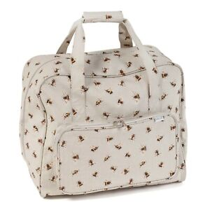 SEWING MACHINE BAG 'Bee' Design Pretty PVC SUPER QUALITY
