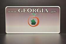 USA GEORGIA STATE LICENSE PLATE US Kennzeichen Nummernschild DEIN WUNSCH TEXT