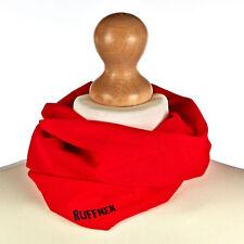 Bufanda de hombre en color principal rojo