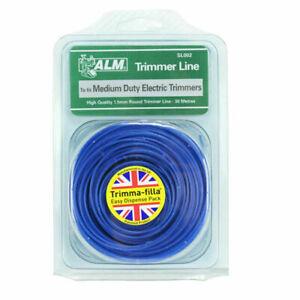ALM SL002 1.5mm x 30M Medium Duty Electric & Light Petrol Trimmer Strimmer Line