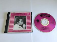 Sarah Vaughan 1963 Live Guard Sessions 2013 MINT CD 5020957210821