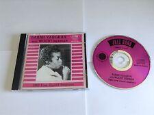 Sarah Vaughan 1963 Live Guard Sessions 2013 MINT CD 5020957210821