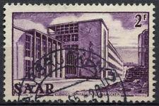 Saar SG#317, 2f Lydwigs High School Definitive Used #A81256