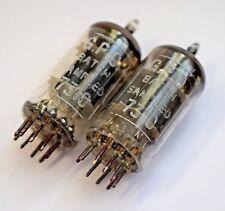 Mullard Blackburn 12AX7 ECC83 GPO O Getter 15mm Plate Valves I61 B3K1 (V18)