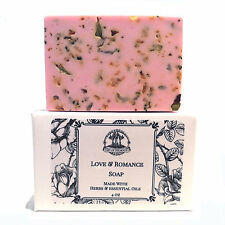 Love & Romance Shea Soap Bar Relationships Commitment Wiccan Pagan Hoodoo Wicca