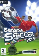 Sensible Soccer 2006 Big Bytes (PC CD ROM) Brand New Sealed Free Shipping