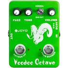 Joyo JF-12 Voodoo Octave Divider & Fuzz Combination Guitar Dual Effects Pedal for sale