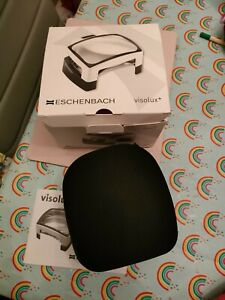eschenbach visolux+ 3x led stand magnifier in box brand new rrp £139