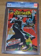 DC Batman 237 CGC high grade 9.0 Neal Adams cover first reaper silver age