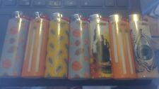 (7) bic full size lighters
