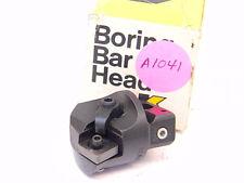 New Surplus Kennametal Kenbore Carbide Indexable Boring Head A1041 Snmg 432
