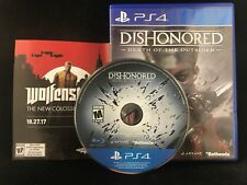 Dishonored: Death of the Outsider (Sony PlayStation 4, 2017)