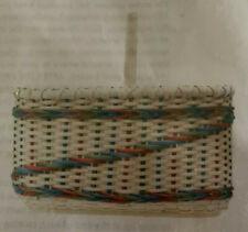 Basket Weaving Pattern Funfetti by Char Ciammaichella 2017