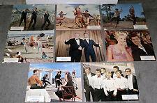 WONDERFUL LIFE orig lobby card set CLIFF RICHARD/SUSAN HAMPSHIRE/THE SHADOWS