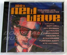 VARIOUS - 100% NEW WAVE - CD SEALED