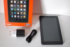 Amazon Fire 7 Tablet 7 Zoll WLAN 8 GB (Schwarz) Tablet PC Comuter Pad Tab