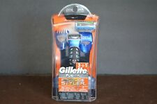 GILLETTE FUSION PROGLIDE STYLER 3-IN-ONE NEW AND SEALED