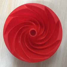 Silikon Kuchen Backform Gugelhupf Backschale 23x23x9,5cm 100% lebensmittelecht