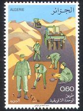 Algeria 1978 Road Building/Roads/Transport/Tractor/Motoring 1v (n39528)