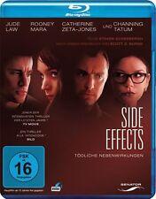 Side Effects - Jude Law - Catherine Zeta-Jones - Blu-Ray